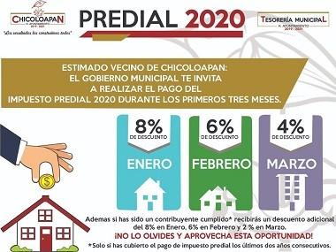 Predio 2020